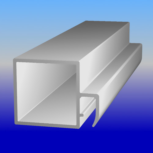 Ghost Square Tube Profile