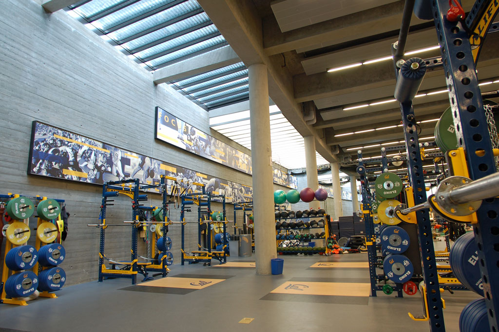 U.C. BERKELEY / STUDENT ATHLETE HIGH PERFORMANCE CENTER, Berkeley, CA