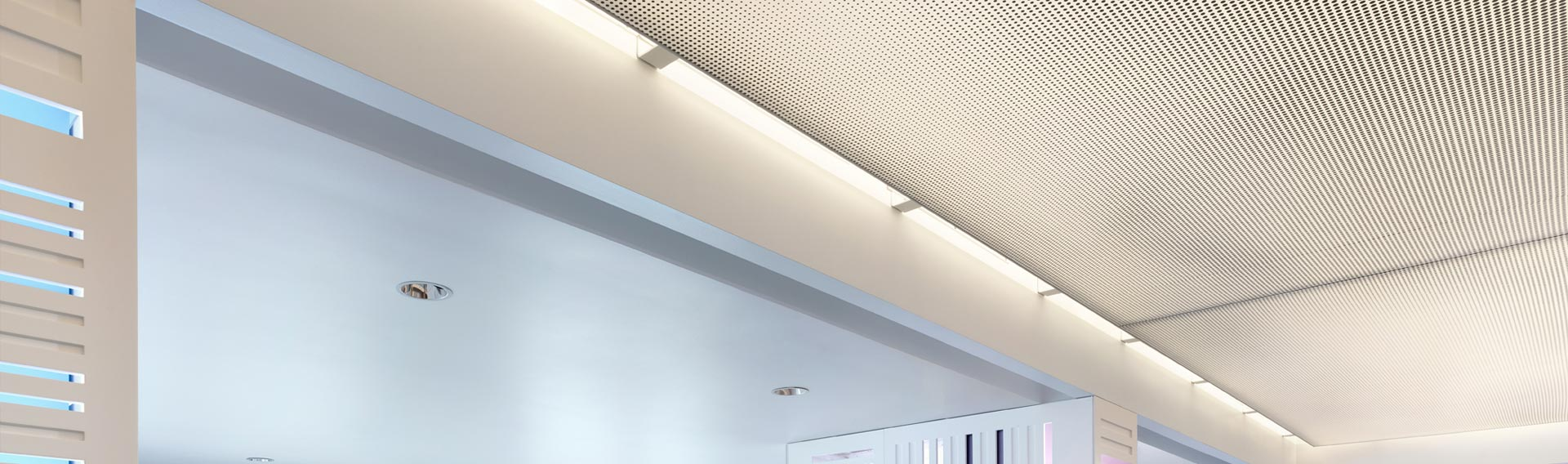 Perforated Ceilings & Walls
